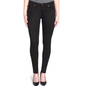 Rock & Republic Black Kashmiere Skinny Jeans 12